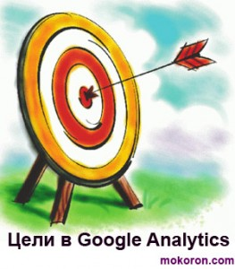 цели в google analytics